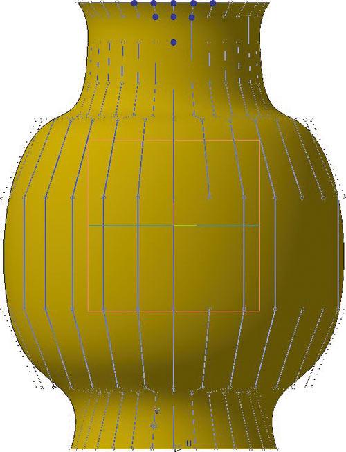 Создание 3d модели вала операцией вращения в программе